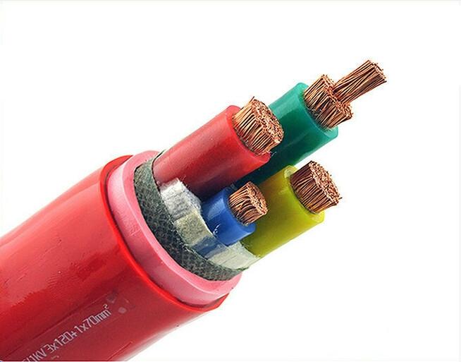 額定電壓0.6/lkV氟塑料絕緣氟塑料護套電力電纜