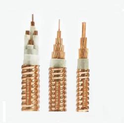 柔性矿物绝缘防火电缆WD-YTTWY