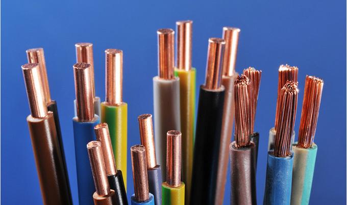 1.聚氯乙烯絕緣電纜(電線)PVC lnsulation Cable(wire)