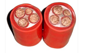 額定電壓0.6/lkV及以下硅橡膠絕緣硅橡膠護套電力電纜